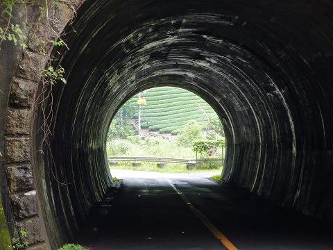 往路_府道5号線04&トンネル