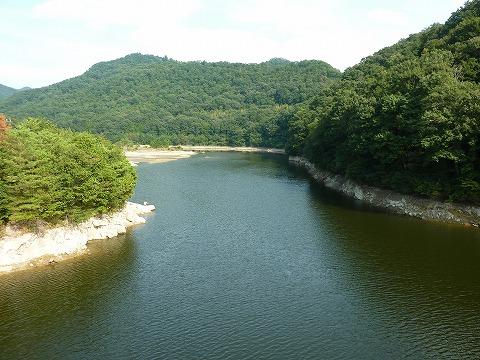 千丈寺湖02