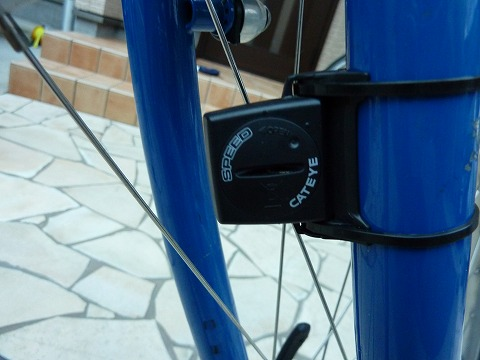 CatEye CC-VT210W VELO WIRELESS +_センサー