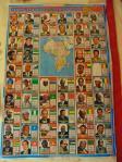アフリカ大統領マップ