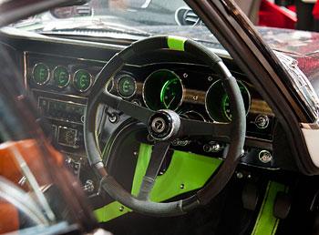 トヨタ自動車 名車「トヨタ2000GT」の電気自動車(EV)3