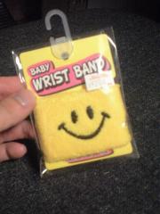 BABY WRIST BAND