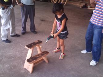 天竜T.S匠の会 木工教室
