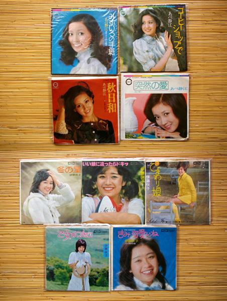 IMGP1850伊藤咲子EP