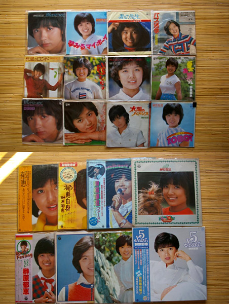 IMGP1827榊原郁恵LP