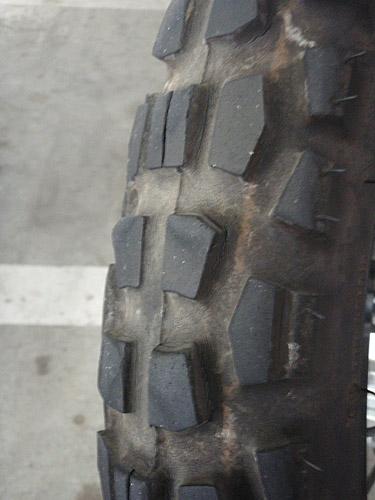 タイヤ交換 002