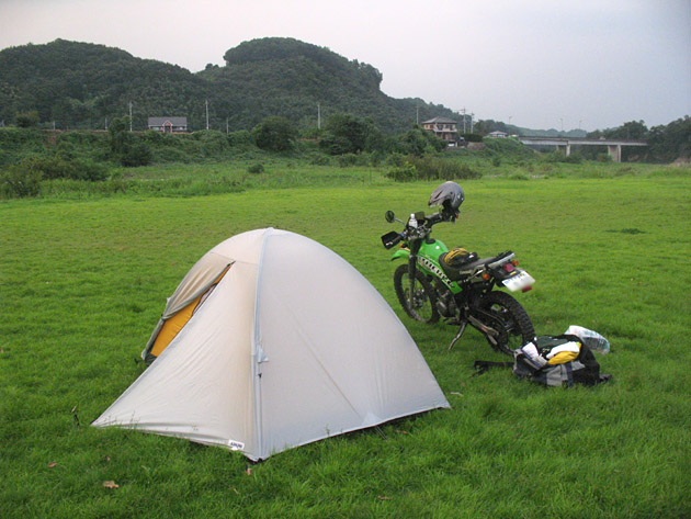 甘楽 平日キャンプ 042