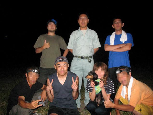 甘楽 平日キャンプ 069