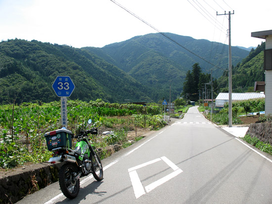 富士山麓・鳴沢村 009