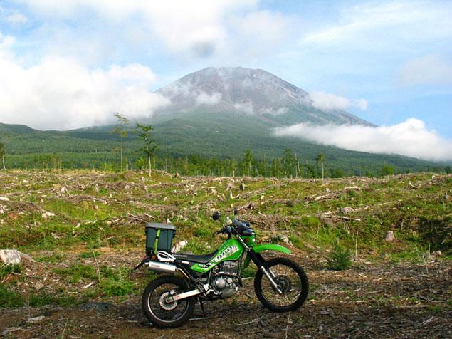 富士山麓・鳴沢村 051