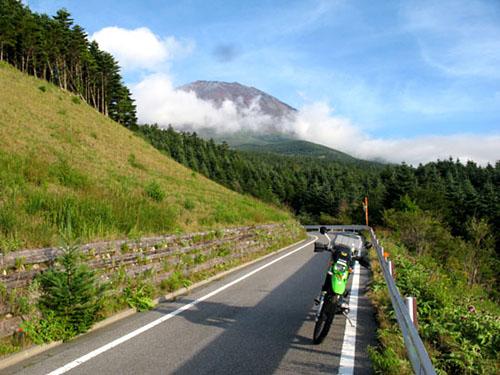 富士山麓・鳴沢村 120