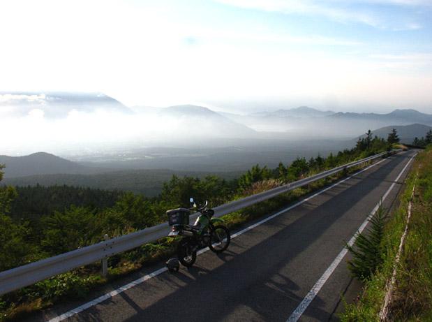 富士山麓・鳴沢村 151