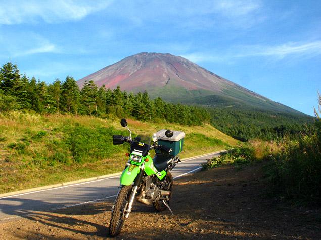 富士山麓・鳴沢村 172
