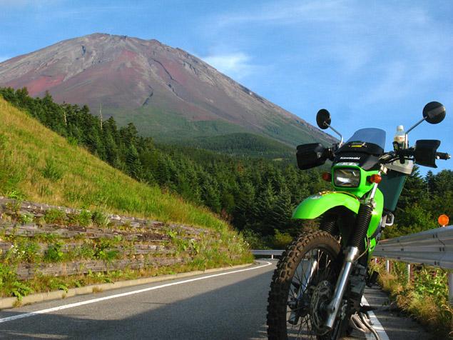 富士山麓・鳴沢村 144