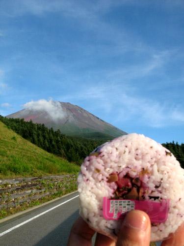 富士山麓・鳴沢村 131