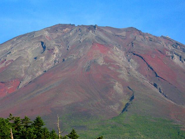 富士山麓・鳴沢村 168