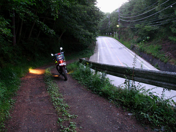 富士山麓・鳴沢村 219