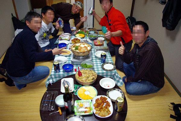 ツバキッキ山荘忘年会018