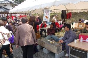 津山市神代梅の里公園梅祭り作州津山商工会久米地区