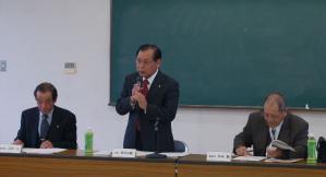 作州津山商工会第6会理事会