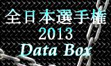【企画】 全日本卓球2013速報 データボックス更新!
