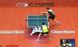 【卓球】 アラミヤンVSフランチスカ ITTFグランドファイナル2012