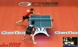 【卓球】 金珉鉐VSパイコフ ITTFグランドファイナル2012