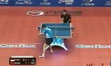 【卓球】 王皓VSセン健 ITTFグランドファイナル2012