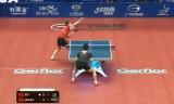 【卓球】 許昕VS王皓(決勝)ITTFグランドファイナル2012