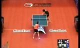 【卓球】 福原愛VS陳夢 ITTFグランドファイナル2012