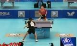 【卓球】 村松雄斗VS崔徳和 世界ジュニア2012