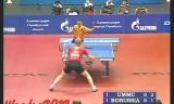 【卓球】 ズースVS譚瑞午 ヨーロッパスーパーカップ2012
