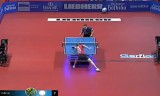 【卓球】 バウムVSトキッチ ドイツカップ2012