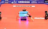 【卓球】 グロートVSカラク ドイツカップ2012