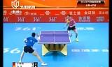 【卓球】 馬龍VS王励勤 中国超級リーグ2012