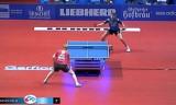 【卓球】 ズースVSフランチスカ ドイツカップ2012