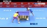 【卓球】 劉詩文VS郭炎 中国超級リーグ2012