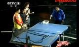 卓球馬龍と箸使いの達人(中国テレビ番組)
