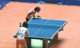 【卓球】 全日本選手権2013 石川佳純VS鳥居夕華