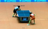 【卓球】 全日本2013 水谷隼VS張一博(準々決勝)