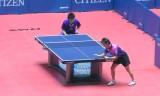 【卓球】 全日本2013 丹羽孝希VS松下海輝(5回戦)