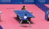 【卓球】 全日本2013 松平健太VS村松雄斗(6回戦)