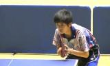 【卓球】 全日本2013 緒方遼太郎VS廣田雅志(Jr)