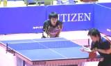 【卓球】 全日本2013 松平健太VS浅沼慎也(4回戦)