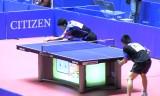 【卓球】 全日本2013 吉村真晴VS上村慶哉(4回戦)
