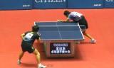 【卓球】 全日本2013 吉村和弘VS森田有城(3回戦)