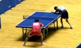 【卓球】 全日本2013 張一博VS吉村和弘(5回戦)