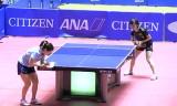 【卓球】 全日本2013 福原愛VS山梨有理(6回戦)