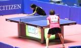 【卓球】 全日本2013 丹羽美里VS重本幸恵(4回戦)