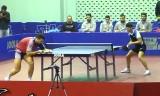 【卓球】 クレアンガVSガシナ ヨーロッパ選手権2013